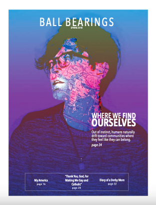 image of the cover of Ball Bearings Magazine